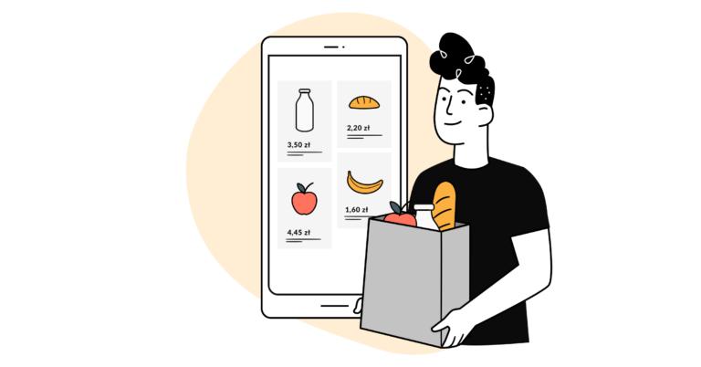 Kliknij i odbierz, czyli pomysł na szybkie, wygodne i bezpieczne zakupy w sklepie spożywczym