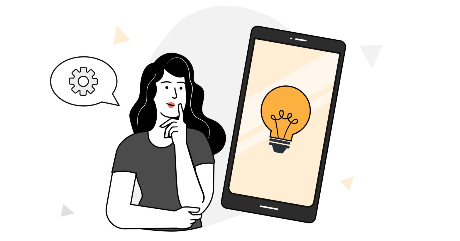pomysł na aplikację mobilną