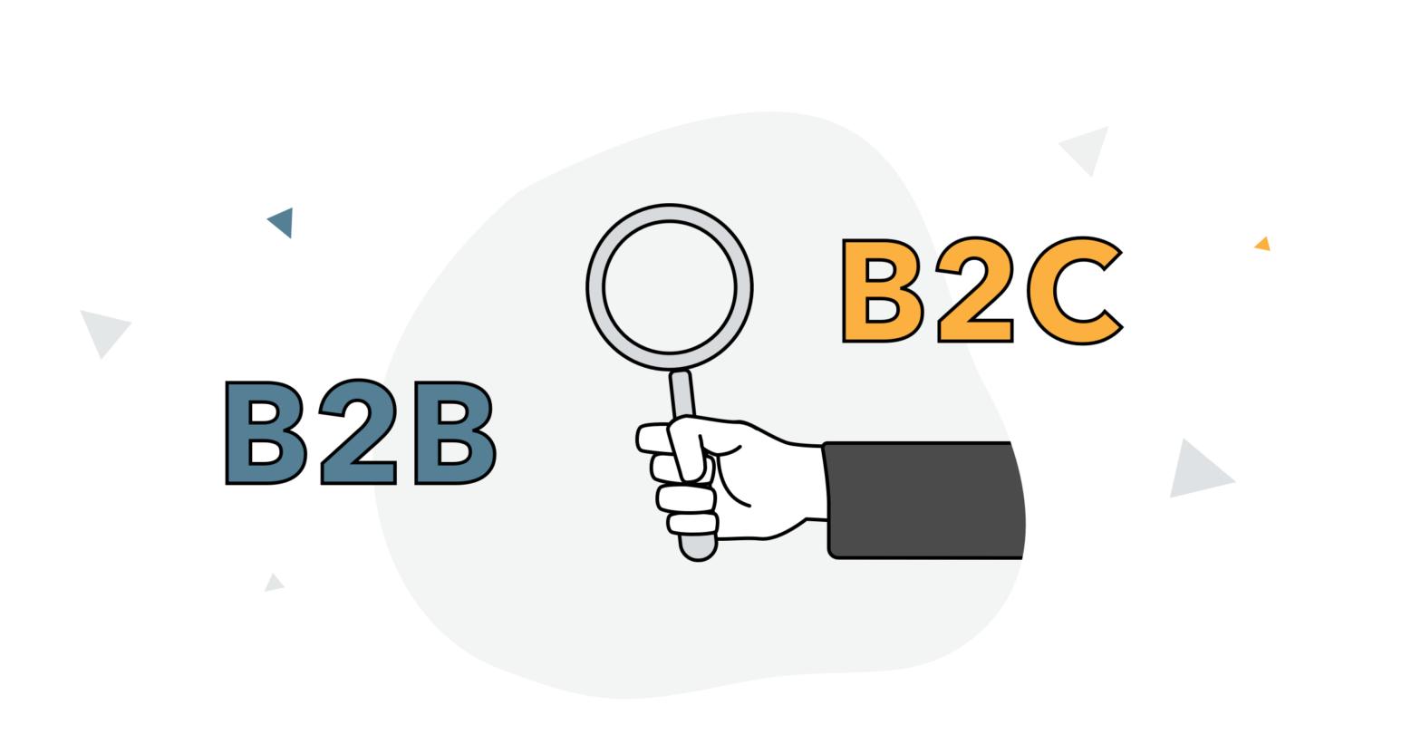 eccomerce b2b b2c